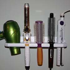 bathroom hair dryer caddy bathroom hair dryer organizer hair