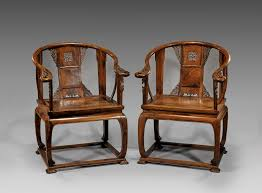 Wooden Arm Chairs Chinese Huanghuali Furniture Precious Wood Elegant Design