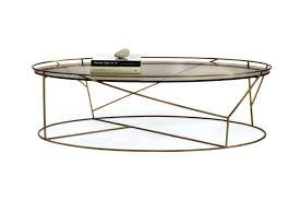 metal frame coffee table glass top coffee table metal frame brass frame e table with oval