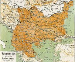 Map Of Bulgaria Historical Maps Of Bulgaria History Forum All Empires Page 1