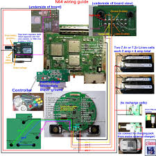 racketboy com u2022 view topic complete n64 wiring diagram to make