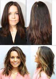 hairstyle makeovers before and after long hair makeovers before and after pics before and after