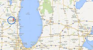 map of michigan lakes deq will hold meetings tomorrow on a to divert