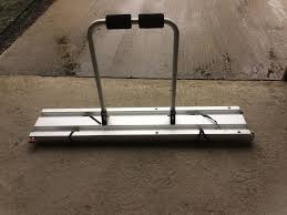 motorhome garage bike rack fiamma list price 385 bargain first