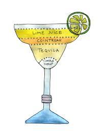martini drawing attack of the margaritas u2022
