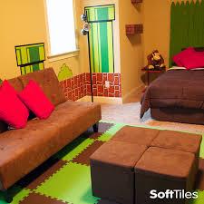 mario bedroom super mario bedroom childrens foam floor tiles softtiles