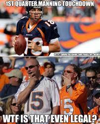 Manning Memes - peyton manning tim tebow memes part 2 laughing off neck injuries