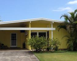 yellow house paint
