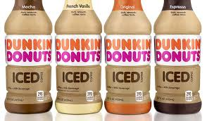 Coffee Dunkin Donut starbucks vs dunkin donuts bottled iced coffees which is better