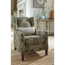 ashley furniture home theater seating ashley furniture hartigan accent chair in onyx local furniture
