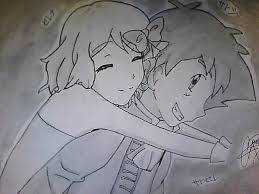 satosere san valentine u0027s day amourshipping by viper3n3n3 on
