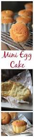 mini egg cake easy delicious recipes