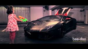 Lamborghini Gallardo Colors - iron man lambo on fire n ice changes the color by temperature hd