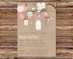 Rustic Invitations Rustic Wedding Shower Invitations Plumegiant Com