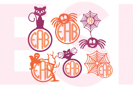 halloween and fall designs bundle cut design bundles