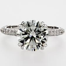 design an engagement ring 3 5 carat g vvs1 halo design diamond engagement ring