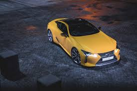 lexus v8 timing marks all new lc500 coupe marks new chapter for lexus motor monthly