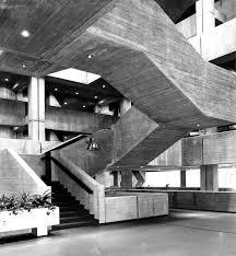 treppen bochum bochum universität eingangshalle der bibliothek bruno lambart