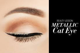 4 steps to the perfect cat eye makeup mblog macy u0027s