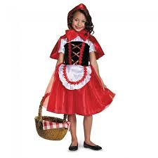 Red Riding Hood Halloween Costumes Kids Red Riding Hood Girls Costume 23 99 Costume Land