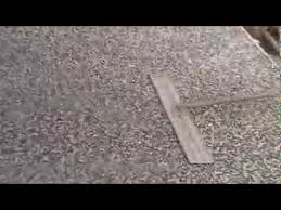 Exposed Aggregate Patio Stones Exposed Aggregate Patio Youtube