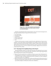 Seatac Terminal Map Chapter 5 Curbside And Ground Transportation Wayfinding And