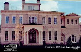 master house plans calabria house plan house plans by garrell associates inc
