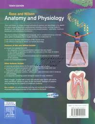 Anatomy And Physiology By Ross And Wilson Pdf Free Download Anatomy And Physiology Book