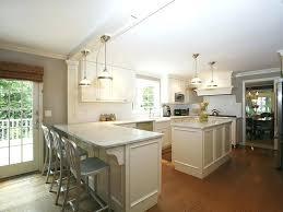 u shaped kitchen island u shaped kitchen with island chandelier for kitchen island