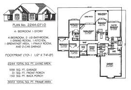 4 bedroom 4 bath house plans four house plans gnscl