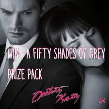fifty shades of grey win a fifty shades of grey prize pack one take kate
