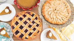 Apple Pie Thanksgiving 3 Delicious Thanksgiving Pies Youtube