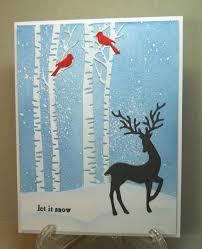 327 best deer cards images on cards paper