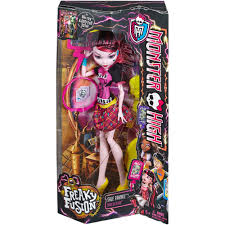 Monster High Halloween Doll by Monster High Ghouls Rule Doll Frankie Stein Doll Walmart Com