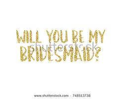 bridesmaids invitation will you be my bridesmaid stock images royalty free images