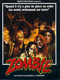 poster for dawn of the dead aka zombi aka zombie dawn of the