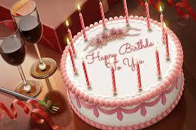 your name on birthday cake