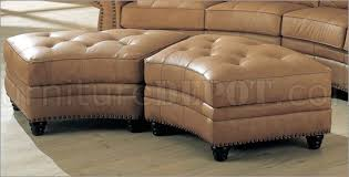 Upholstery Sectional Sofa Leather Upholstery Sectional Sofa W Nail Design