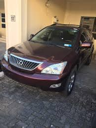 lexus rx300 for sale in nigeria tokunbo 2008 lexus rx350 for sale at cheap price of 4 850m in