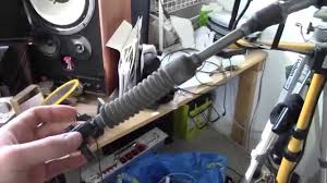 repairing not replacing a sticky gear selector cable nissan