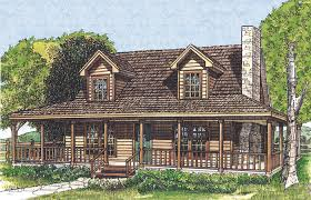 country home plans with wrap around porches country house plans rustic ranch southern with porches