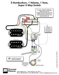 electric guitar wiring diagram kwikpik me