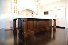 wood kitchen island legs salt lake estate and cabinetry steve norr salt lake city