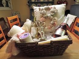 bridal shower gift basket ideas bridal shower gift basket