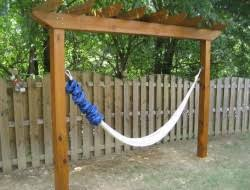 diy hammock stand plans have it made in the shade
