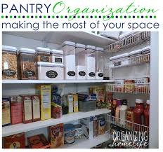 how to organise food cupboard the most of your pantry organize your kitchen