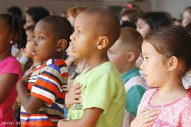 I Pledge Of Allegiance To The Flag Should Taxpayers Fund Schools Where Students Pledge Allegiance To