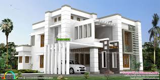 home design for 1500 sq ft 4000 sq ft contemporary house architecture kerala home design
