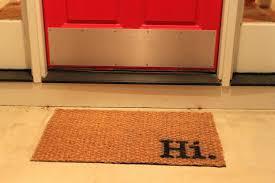 Geek Doormat Digasol Page 3 Original Plastic Front Door Images Appealing