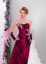 robe mari e bordeaux robe de mariée morelle mariage lille vente en ligne robe de